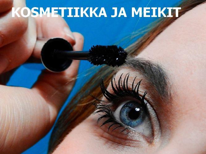 kosmetiikkaa netistä