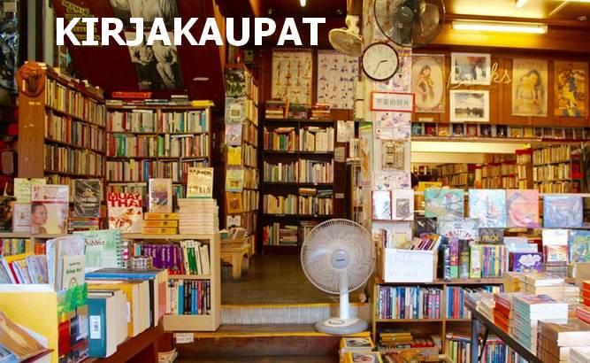kirjakaupat netissä
